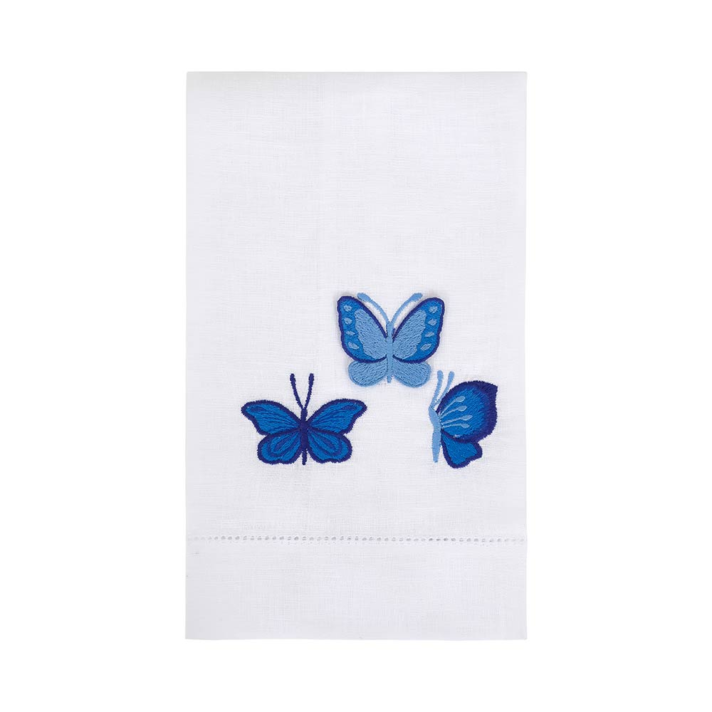 Toalha Lavabo Papillon