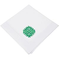 Guardanapo Ikat Vert