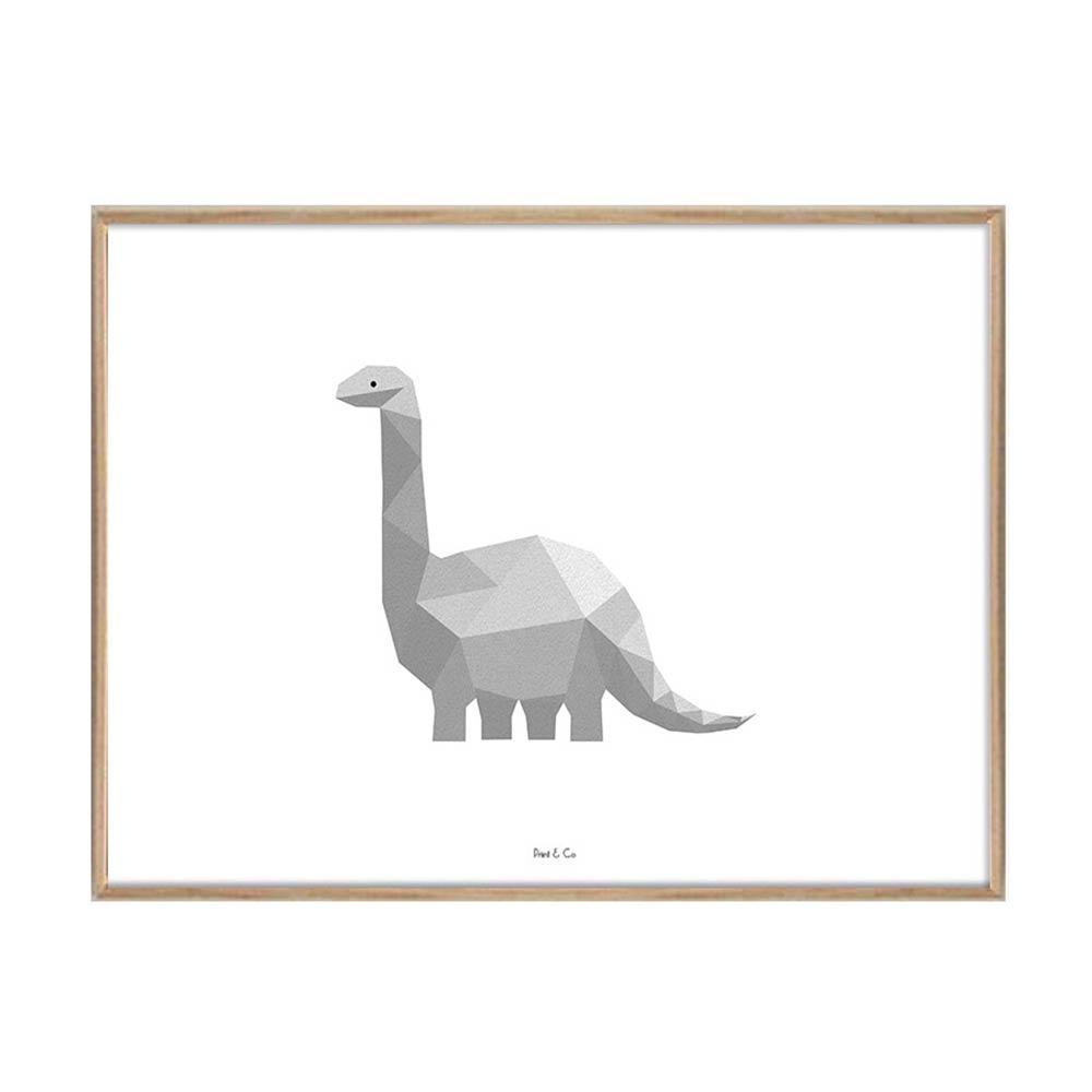 Quadro Brontossauro