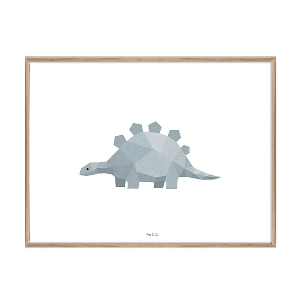 Quadro Stegossauro