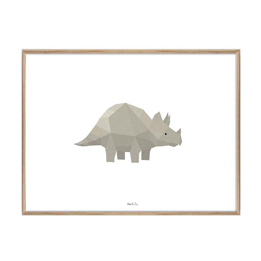 Quadro Triceratops